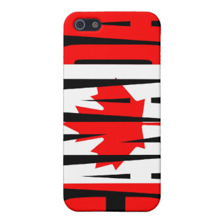 Canadian Flag iPhone case Case For iPhone 5