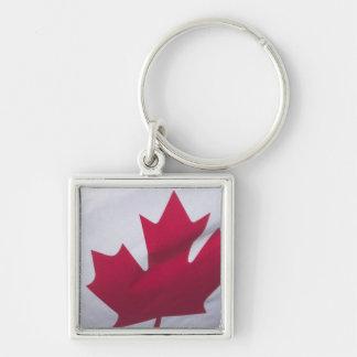 Canadian Flag. Keychain