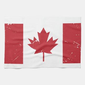 Canadian Flag Kitchen Towels