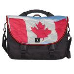 Canadian Flag Laptop Bags