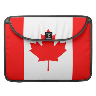 Canadian Flag Macbook Pro Flap Sleeve Sleeve For MacBooks