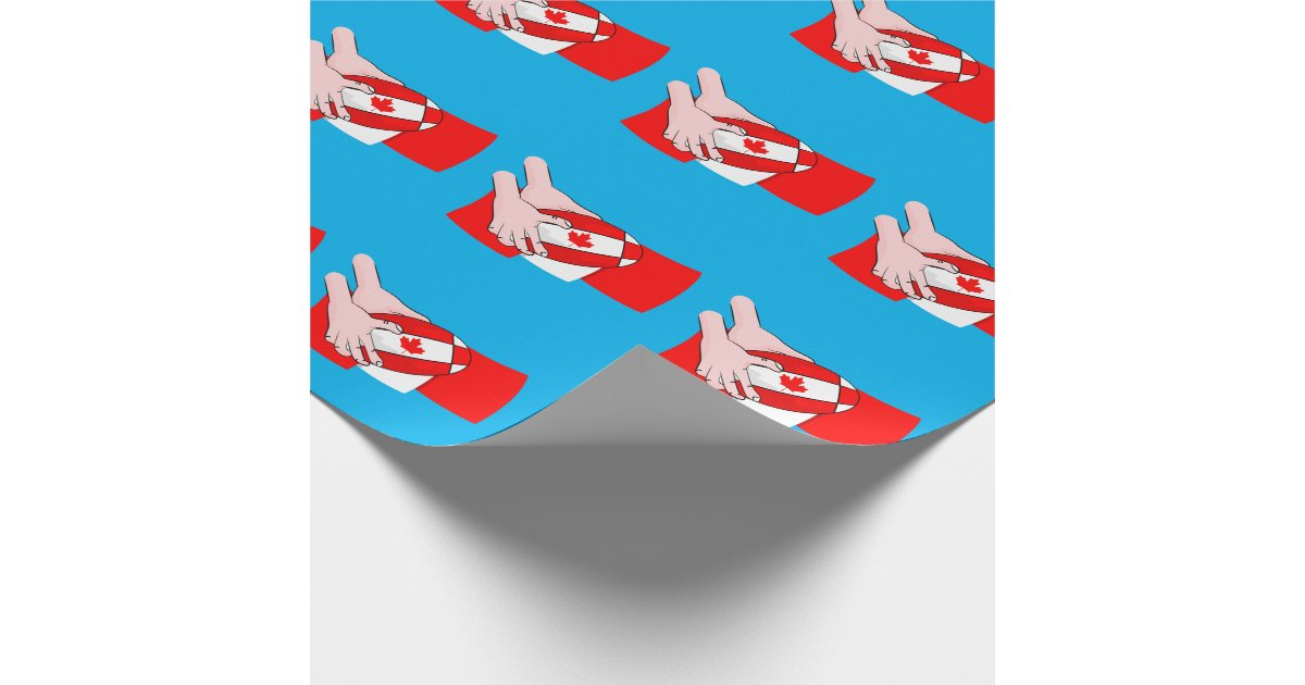 Customized wrapping paper canada