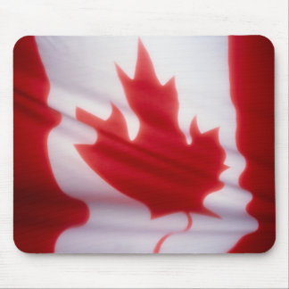CANADIAN FLAG MOUSE PADS