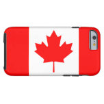 Canadian Flag of Canada Red Maple Leaf IPhone 6 Tough iPhone 6 Case