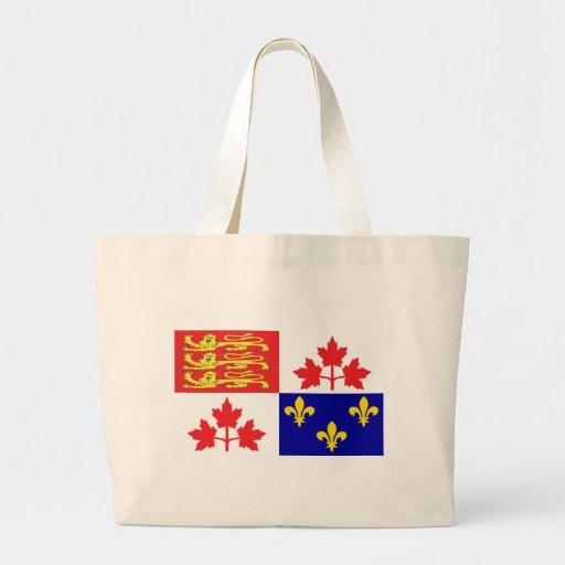 Canadian Flag Proposal (1964) Jumbo Tote Bag