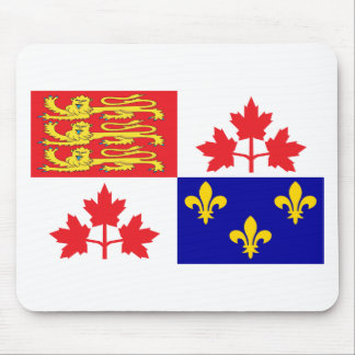 Canadian Flag Proposal (1964) Mousepad