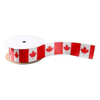 Canadian flag ribbon