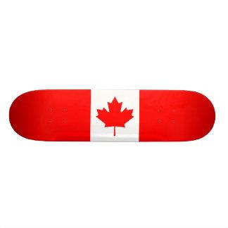 Canadian Flag Skate Boards