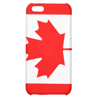 Canadian Flag Speck Case iPhone 5C Cases