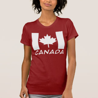 Canadian Flag T Shirt