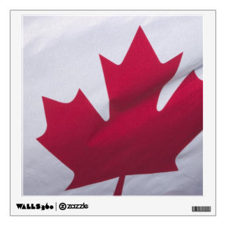 Canadian Flag. Room Graphic