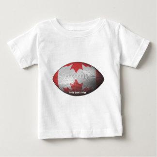 Canadian Football Baby T-Shirt