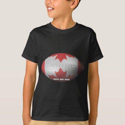 Canadian Football T_Shirt