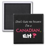 CANADIAN fridge magnet
