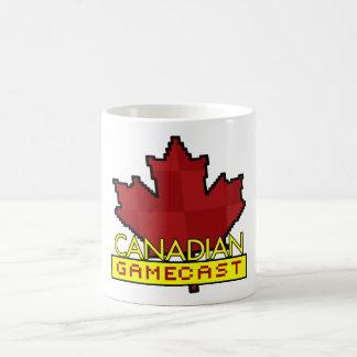 Canadian Gamecast Coffee Mugs