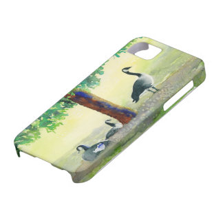 Canadian Geese iPhone SE/5/5s Case