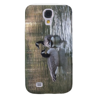Canadian Geese Samsung Galaxy S4 Cover
