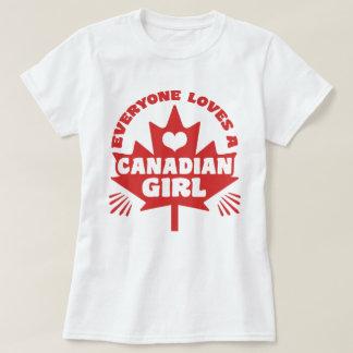 Canadian Girl T-Shirt