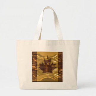 Canadian Gold MapleLeaf - Success in Diversity Tote Bag