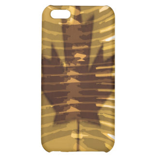 Canadian Gold MapleLeaf - Success in Diversity Case For iPhone 5C