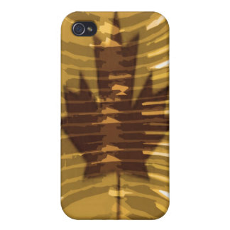 Canadian Gold MapleLeaf - Success in Diversity Cases For iPhone 4
