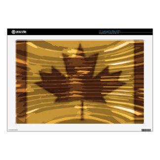 Canadian Gold MapleLeaf - Success in Diversity Skin For Laptop