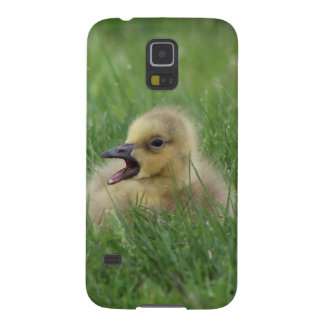 Canadian Goose Chick Cases For Galaxy S5