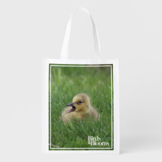 Canadian Goose Chick Grocery Bag