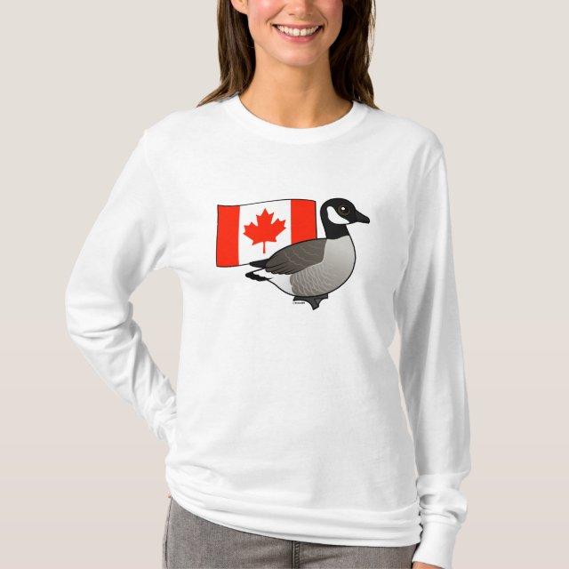 do canada goose make t shirts