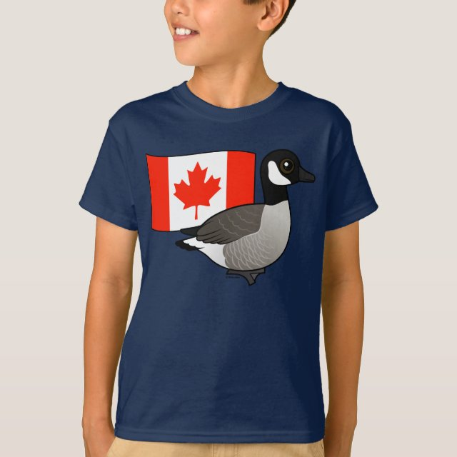 canada goose t shirt junior