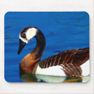 (Canada) Goose Green Gel Mouse Pad