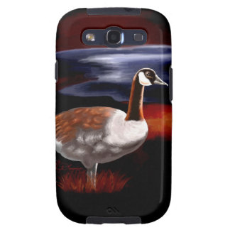 Canadian Goose Samsung Galaxy SIII Cover