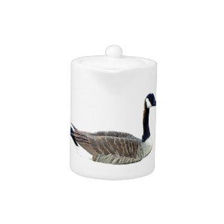 Canadian Goose Tea Pot