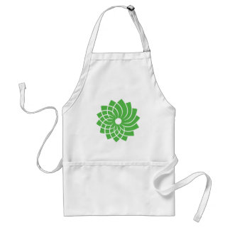 Canadian Green Party Adult Apron