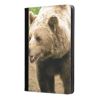 Canadian Grizzly iPad Air Case