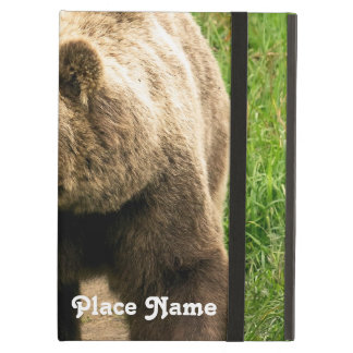 Canadian Grizzly iPad Air Covers