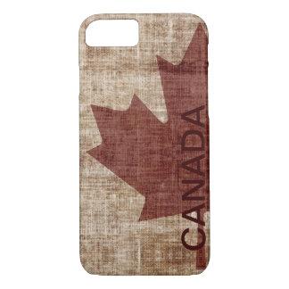 Canadian grunge flag i-phone  case