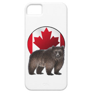 Canadian Habitat iPhone SE/5/5s Case
