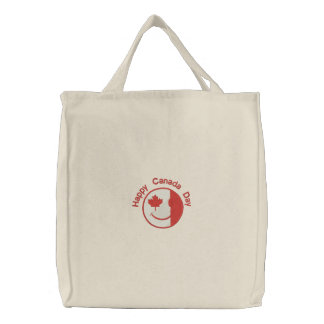 Canadian Happy Canada Day Tote