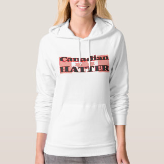 Canadian Hatter Hooded Pullover