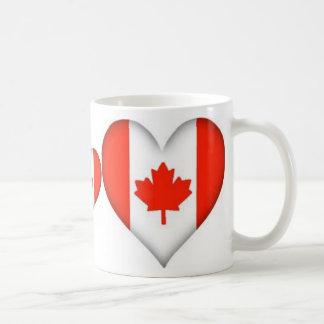 CANADIAN HEART MUG