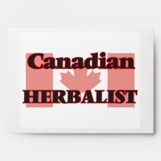 Canadian Herbalist Envelopes