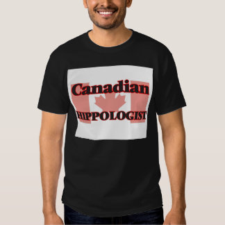 Canadian Hippologist T-shirts