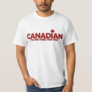 Canadian Humour T-Shirt