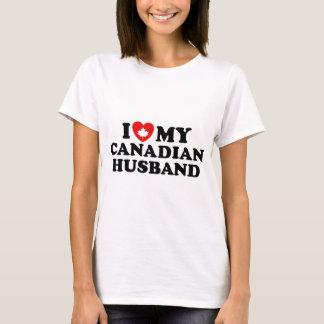 Canadian Husband T-Shirt