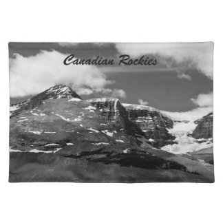 Canadian Ice Mountain American MoJo Placemat