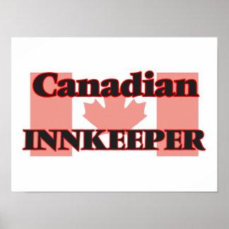 Canadian Innkeeper Poster