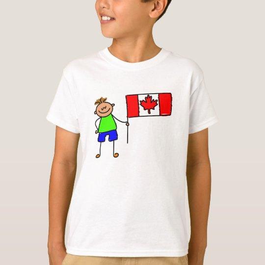 Canadian Kid T-Shirt