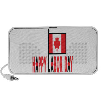 Canadian Labor Day Notebook Speakers