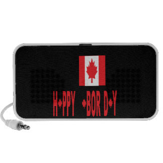 Canadian Labor Day Speaker